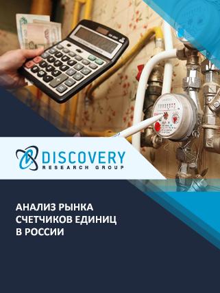 Маркетинговое исследование - Анализ рынка счетчиков единиц в России