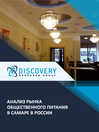 Маркетинговое исследование - Анализ рынка общественного питания в Самаре в России