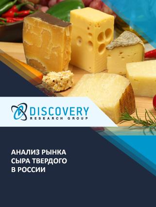 Анализ рынка сыра твердого в России