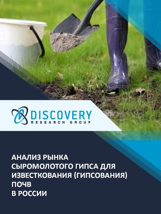 Маркетинговое исследование - Анализ рынка сыромолотого гипса для известкования (гипсования) почв в России