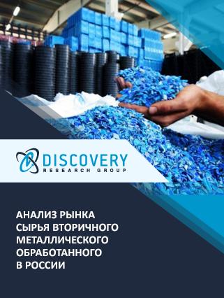 Маркетинговое исследование - Анализ рынка сырья вторичного металлического обработанного в России