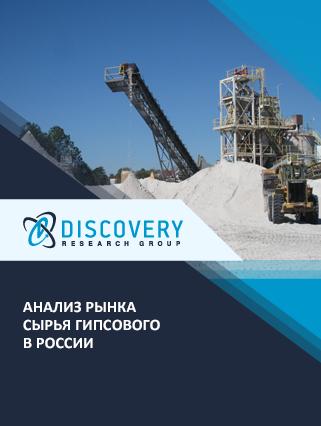 Маркетинговое исследование - Анализ рынка сырья гипсового в России