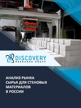 Маркетинговое исследование - Анализ рынка сырья для стеновых материалов в России