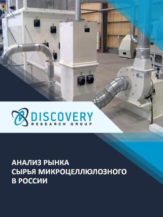 Маркетинговое исследование - Анализ рынка сырья микроцеллюлозного в России