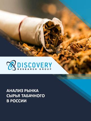 Маркетинговое исследование - Анализ рынка сырья табачного в России