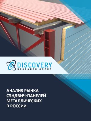 Маркетинговое исследование - Анализ рынка сэндвич-панелей металлических в России