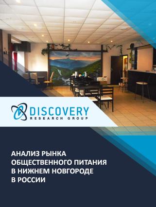 Маркетинговое исследование - Анализ рынка общественного питания в Нижнем Новгороде в России