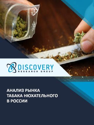 Маркетинговое исследование - Анализ рынка табака нюхательного в России