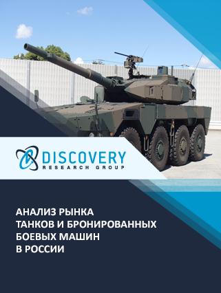 Маркетинговое исследование - Анализ рынка танков и бронированных боевых машин в России