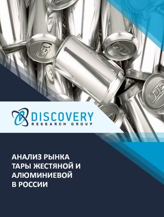 Маркетинговое исследование - Анализ рынка тары жестяной и алюминиевой в России