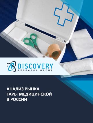 Маркетинговое исследование - Анализ рынка тары медицинской в России