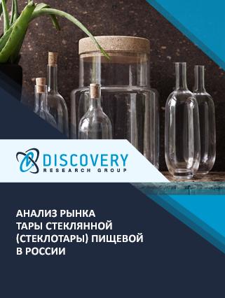 Анализ рынка тары стеклянной (стеклотары) пищевой в России