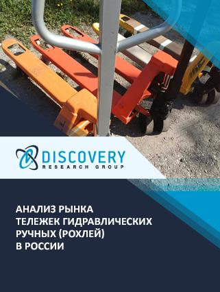 Маркетинговое исследование - Анализ рынка тележек гидравлических ручных (рохлей) в России