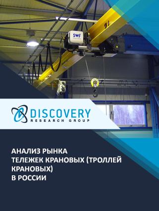 Маркетинговое исследование - Анализ рынка тележек крановых (троллей крановых) в России