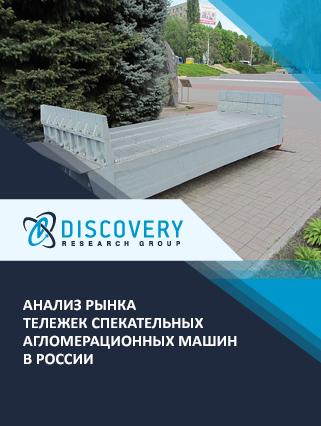 Маркетинговое исследование - Анализ рынка тележек спекательных агломерационных машин в России