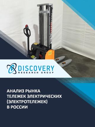 Маркетинговое исследование - Анализ рынка тележек электрических (электротележек) в России