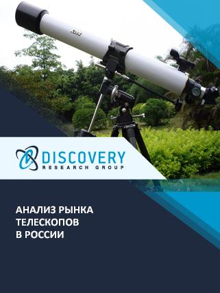 Анализ рынка телескопов в России (с базой импорта-экспорта)