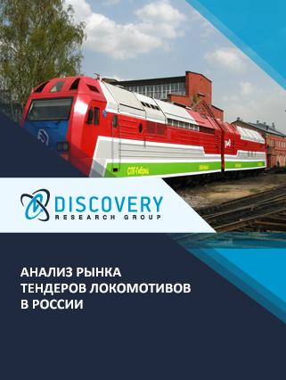 Маркетинговое исследование - Анализ рынка тендеров локомотивов в России