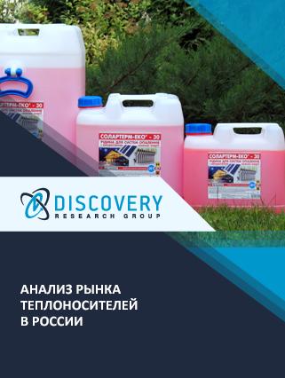 Маркетинговое исследование - Анализ рынка теплоносителей в России