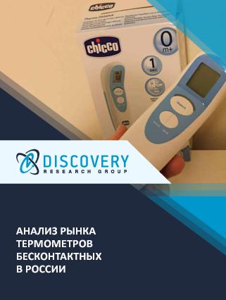 Маркетинговое исследование - Анализ рынка термометров бесконтактных в России