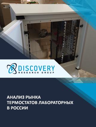 Маркетинговое исследование - Анализ рынка термостатов лабораторных в России