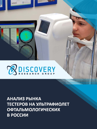 Маркетинговое исследование - Анализ рынка тестеров на ультрафиолет офтальмологических в России