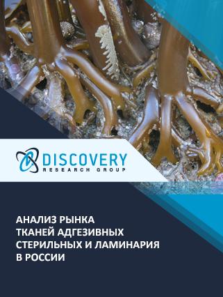 Маркетинговое исследование - Анализ рынка тканей адгезивных стерильных и ламинария в России