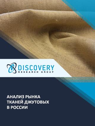 Маркетинговое исследование - Анализ рынка тканей джутовых в России