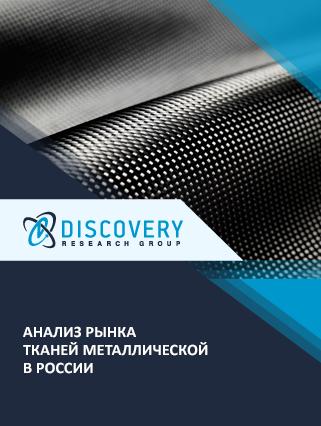 Маркетинговое исследование - Анализ рынка тканей металлической в России