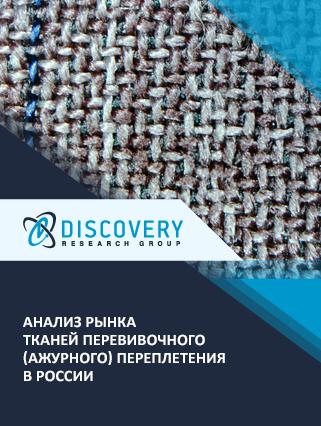Маркетинговое исследование - Анализ рынка тканей перевивочного (ажурного) переплетения в России