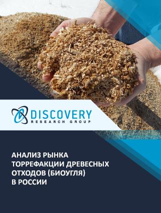 Маркетинговое исследование - Анализ рынка торрефакции древесных отходов (биоугля) в России