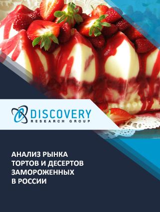 Маркетинговое исследование - Анализ рынка тортов и десертов замороженных в России