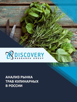 Маркетинговое исследование - Анализ рынка трав кулинарных в России