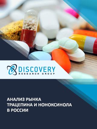 Маркетинговое исследование - Анализ рынка трацепина и ноноксинола в России
