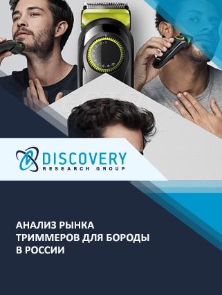 Маркетинговое исследование - Анализ рынка триммеров для бороды в России