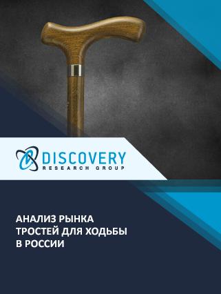 Маркетинговое исследование - Анализ рынка тростей для ходьбы в России