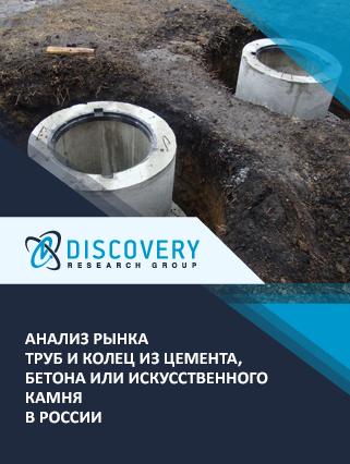 Маркетинговое исследование - Анализ рынка труб и колец из цемента, бетона или искусственного камня в России