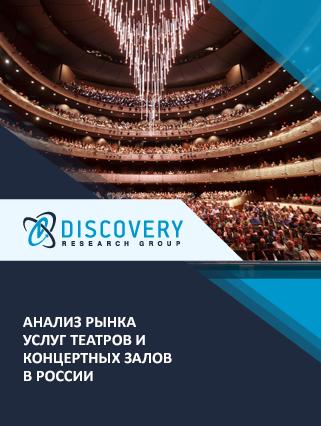 Маркетинговое исследование - Анализ рынка услуг театров и концертных залов в России