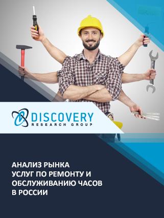 Маркетинговое исследование - Анализ рынка услуг по ремонту и обслуживанию часов в России