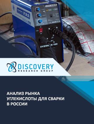 Маркетинговое исследование - Анализ рынка углекислоты для сварки в России