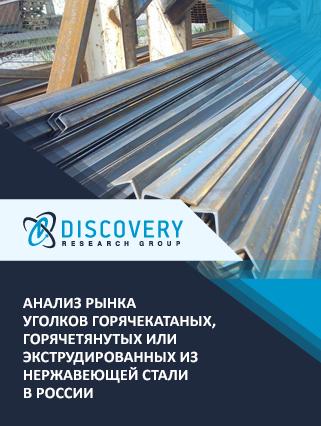 Маркетинговое исследование - Анализ рынка уголков горячекатаных, горячетянутых или экструдированных из нержавеющей стали в России