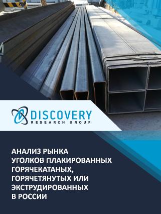 Маркетинговое исследование - Анализ рынка уголков плакированных горячекатаных, горячетянутых или экструдированных в России