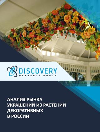 Анализ рынка украшений из растений декоративных в России