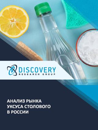 Маркетинговое исследование - Анализ рынка уксуса столового в России