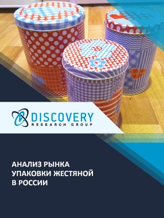 Маркетинговое исследование - Анализ рынка упаковки жестяной в России