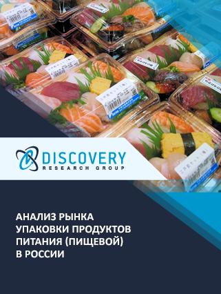 Маркетинговое исследование - Анализ рынка упаковки продуктов питания (пищевой) в России