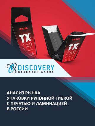 Анализ рынка упаковки рулонной гибкой с печатью и ламинацией в России