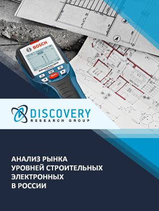 Маркетинговое исследование - Анализ рынка уровней строительных электронных в России