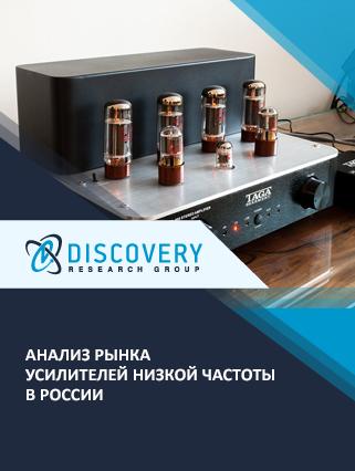Маркетинговое исследование - Анализ рынка усилителей низкой частоты в России