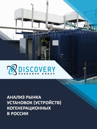 Маркетинговое исследование - Анализ рынка установок (устройств) когенерационных в России